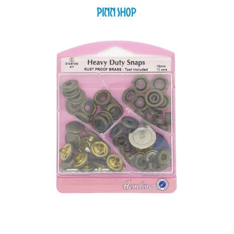 HB-HEM-405SA-SnapHeavyDuty-15mm-StarterKit-Antique-Brass-01