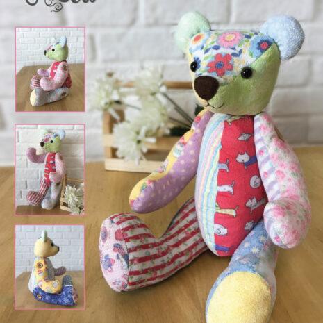 SSK-DZV-001A Colorful Bear