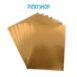 Sticker Sheets - Gold Foil